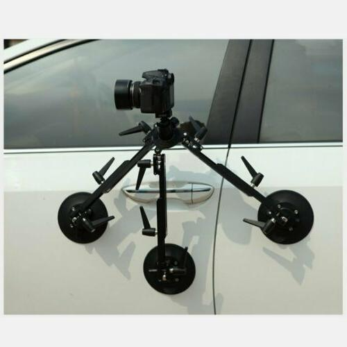 SK-1 Professional Suction Pad Cup Mount DSLR Camera stock