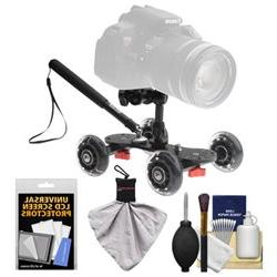Vidpro SK-22 Professional Skater Dolly for Digital SLR Camer