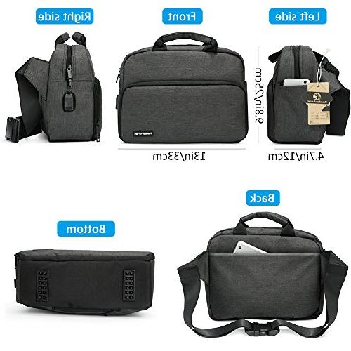 Koolertron Professional Camera Backpack with and DSLR & Lens & Accessories Camera