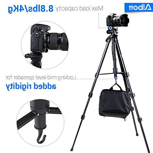 Albott Inch SLR Camera Aluminum Travel Portable Carry