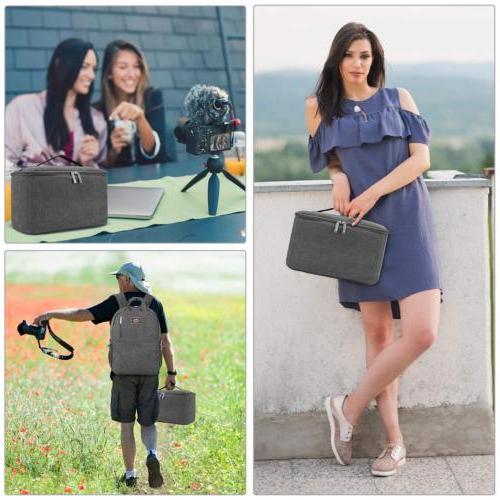 DSLR/SLR Camera Backpack Tablet Laptop Bag