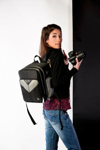 VanGoddy DSLR Backpack Carry for 90D / a7