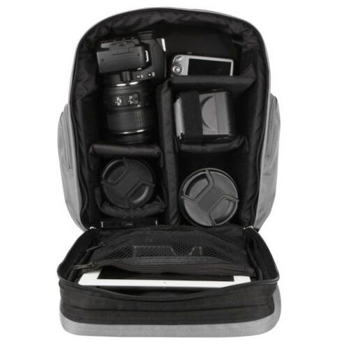 VanGoddy SLR DSLR & Tablet for D7500 D5600 D850
