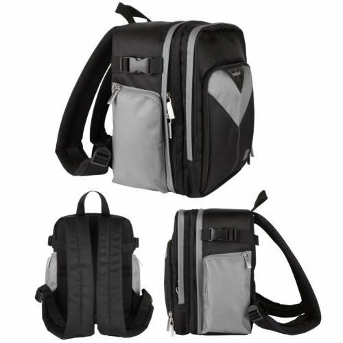 slr dslr camera and tablet backpack bag