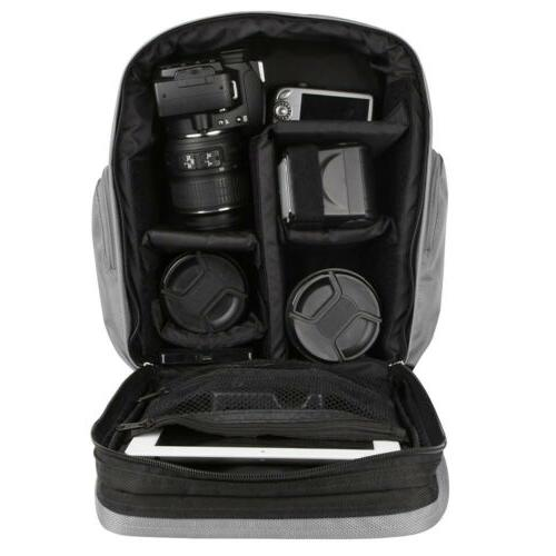 VanGoddy SLR DSLR Backpack Carry for Canon EOS