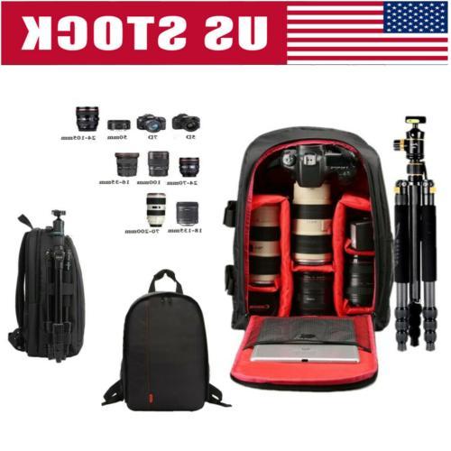slr dslr camera bag shockproof waterproof case