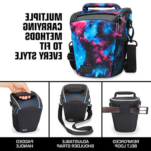 USA Case Bag Loading Accessibility, Sling, Removeable Resistant