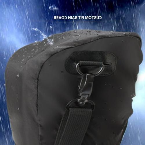 USA Case with Loading Adjustable Shoulder Rain Resistant -