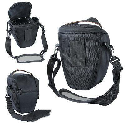 slr dslr shockproof camera case shoulder bag