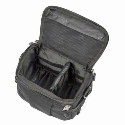 Small Digital Shoulder Case Messenger Bag For SLR DSLR Zoom