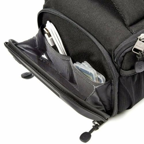 Small Digital Camera Shoulder Case Messenger SLR Zoom Camera