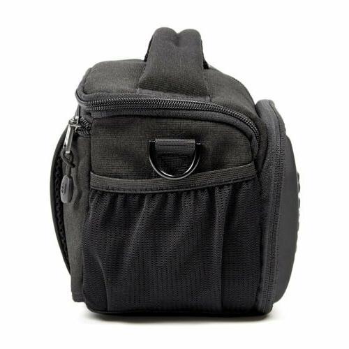 Small Digital Shoulder Case Bag SLR DSLR High Zoom