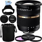 Tamron SP AF 10-24mm f / 3.5-4.5 DI II Zoom Lens For Nikon D