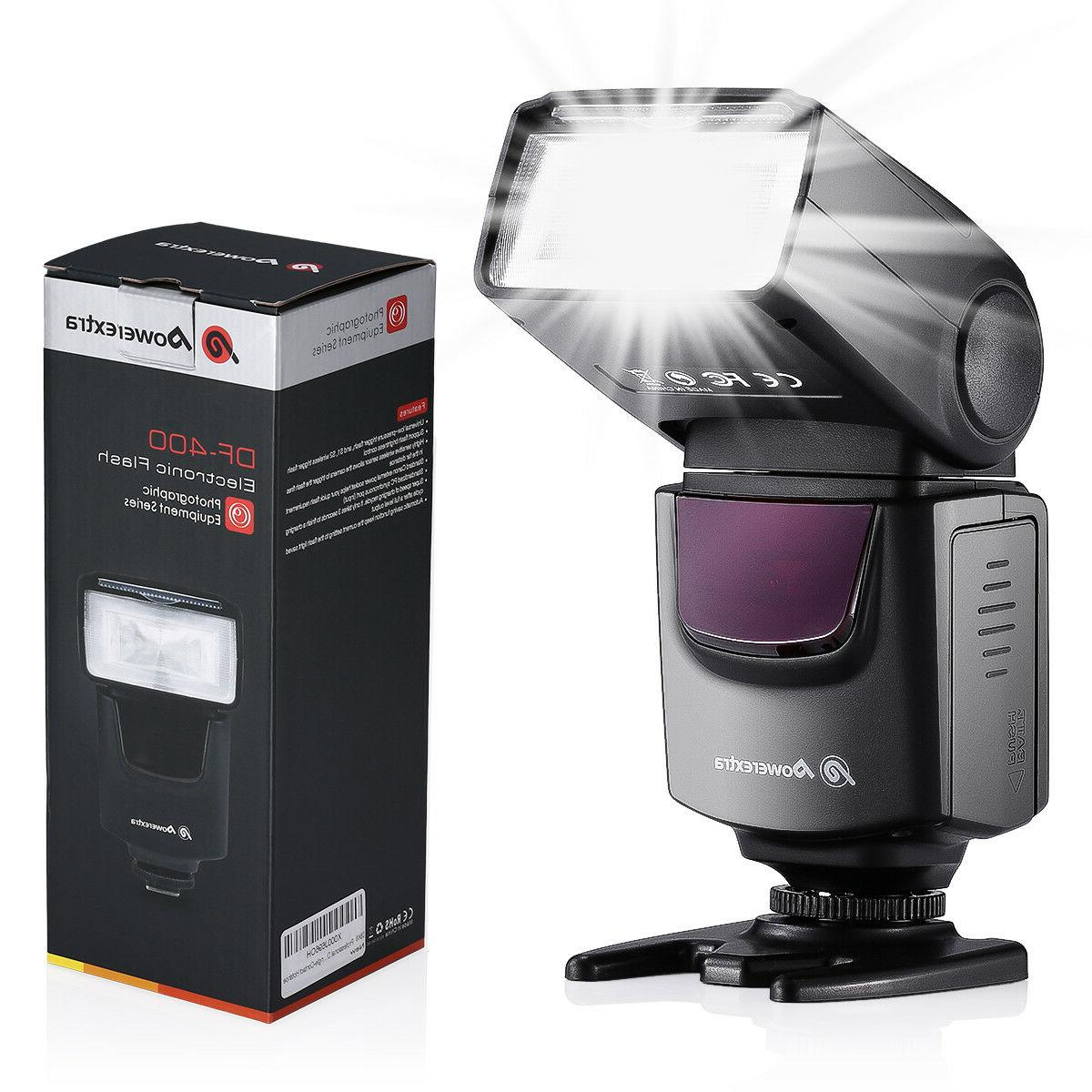 speedlite flash for canon eos nikon coolpix