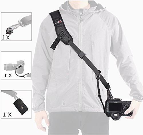 strap rapid fire shoulder neck