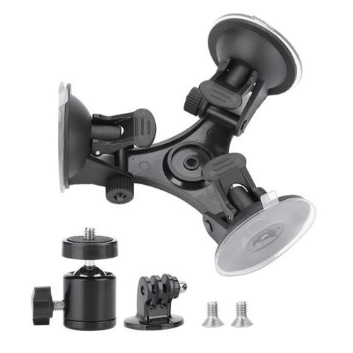 Suction Car Mount with Screw for Camera Car
