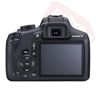 Canon SLR Camera II 3 Lens + Bundle