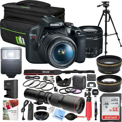 Canon DSLR EF-S IS II Telephoto Lens