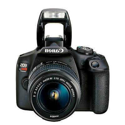 DSLR Camera IS II Telephoto Kit