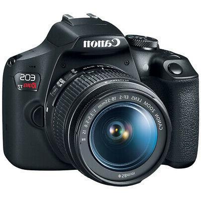 Canon EOS Rebel DSLR 18-55mm Telephoto Lens