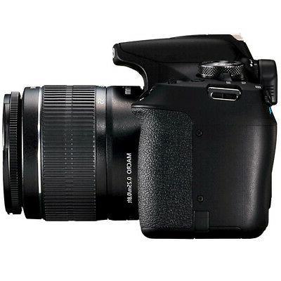 Canon DSLR EF-S IS II + Telephoto