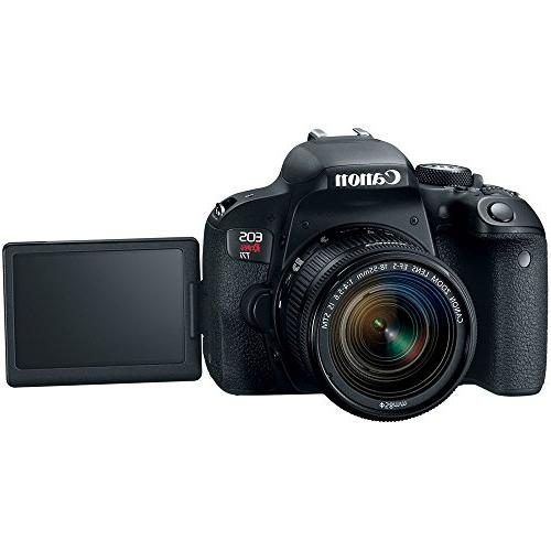 Canon Rebel DSLR IS III Accessory Memory Bag Lens Lens + Remote +