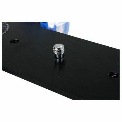 Table Top Dolly Car Track Slider Super Mute DSLR Camera T8B6