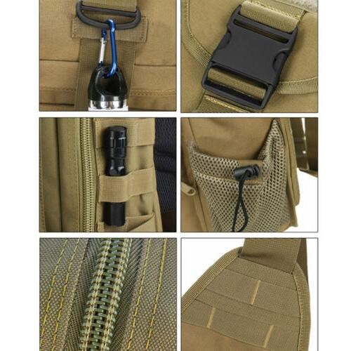 Tactical Military SLR Bag Pack Backpack Hiking