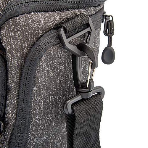 Tall Top Load SLR/DSLR Camera Bag Rain Cover Resistant Long Lens Camera