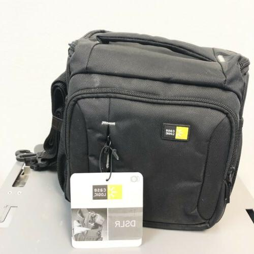 tbc 409 dslr shoulder camera bag black