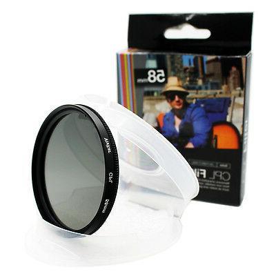 Telephoto Lens KIT for Canon EOS DSLR Camera T6i T3i T3
