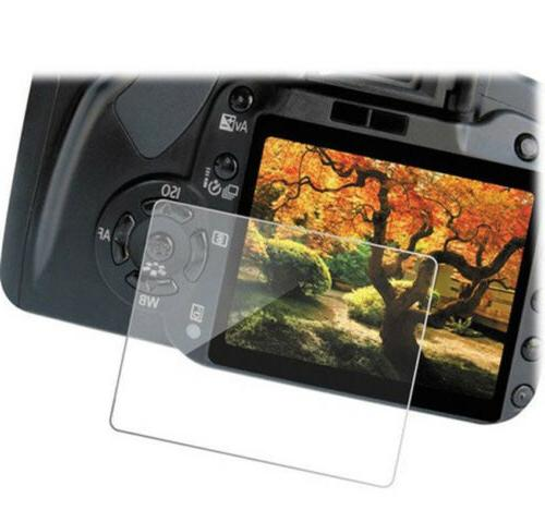 Tempered Camera LCD Guard For