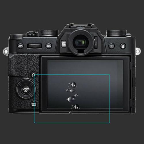 Tempered Glass LCD Protector For Fujifilm DSLR