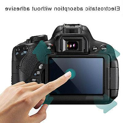 Tempered Glass Screen Protector for D850 Digital Camera