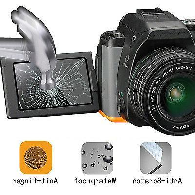 Tempered LCD Protector Digital Camera