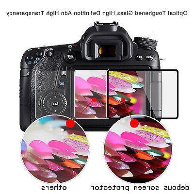 Tempered Glass Protector Digital Camera