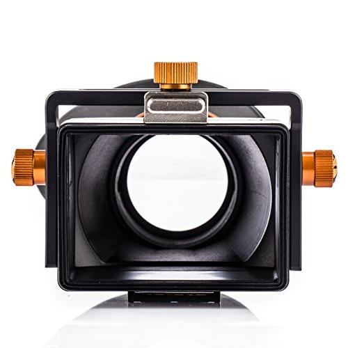 """TARION View Viewfinder for 3.0"""" Screen Cameras Universal Display Finder"""