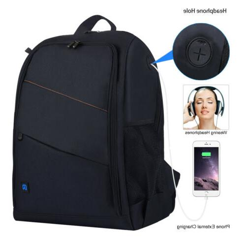 Waterproof Backpack Shoulder Bag Outdoor DSLR