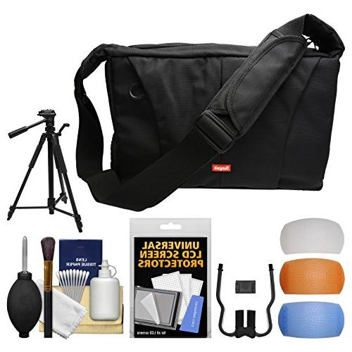 Sunpak TravelSmart System DSLR Camera Case with Tripod Compa