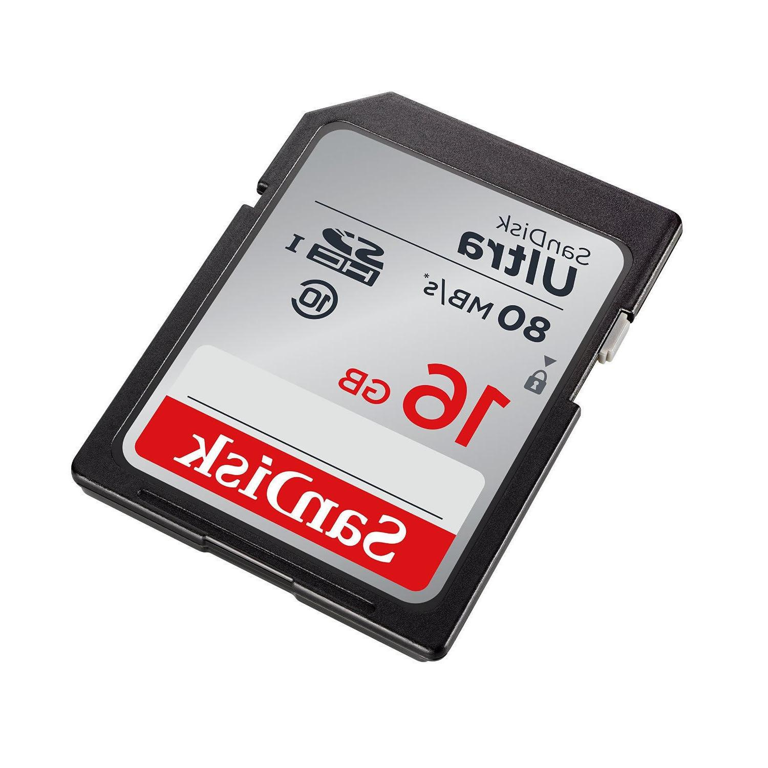 New 16GB SD Professional 16G