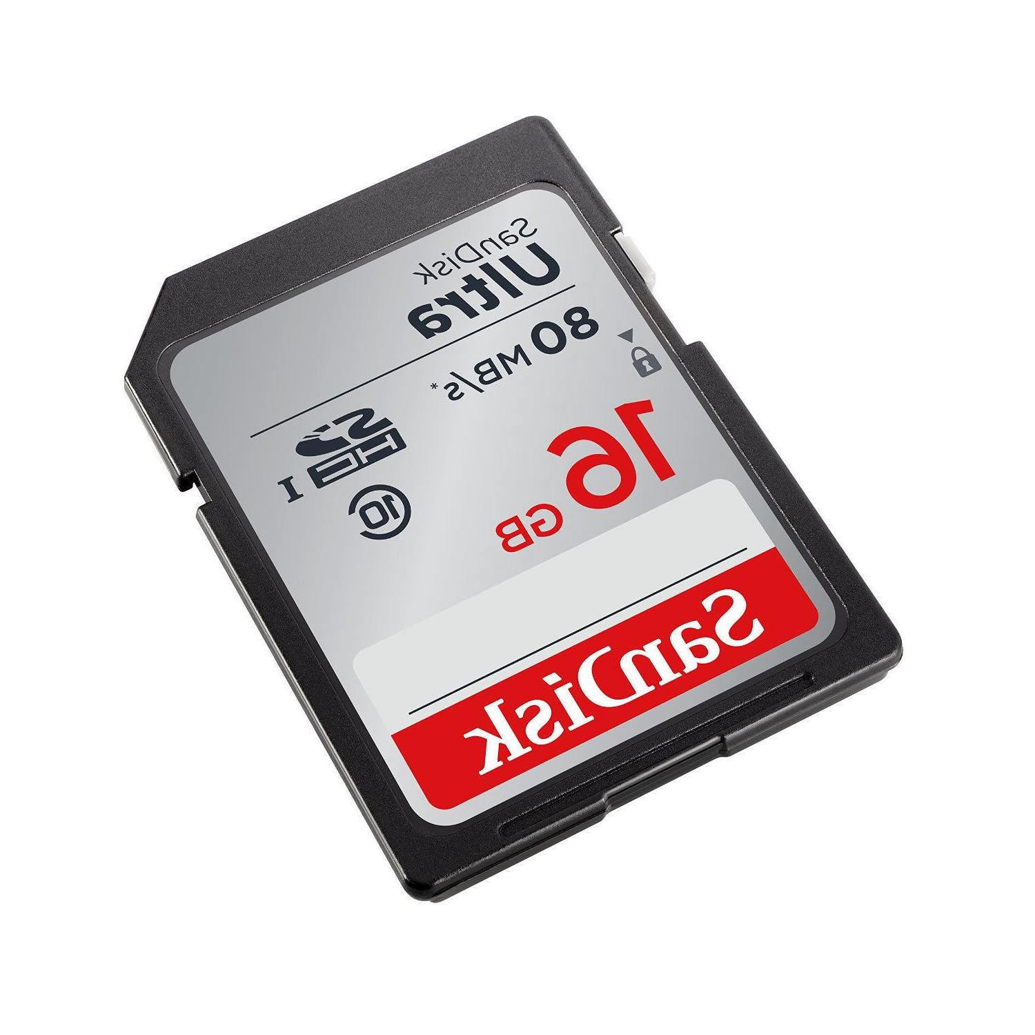 SD Professional Flash Memory 16G