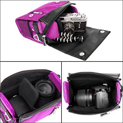 Ultra Light-Weight Durable Compact Metric Bag For DSLR/Digital