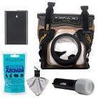 Underwater Waterproof Housing Case for Nikon D3100 D3200 D51