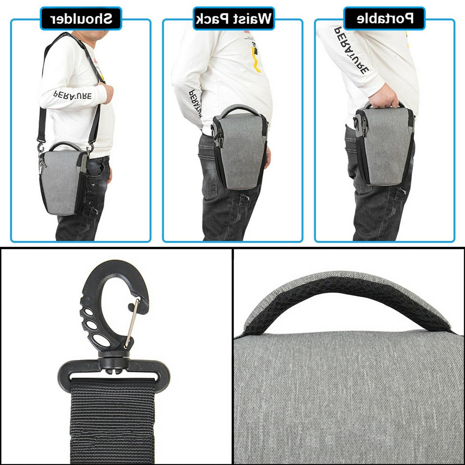 Unisex Small Bag Sling Canon