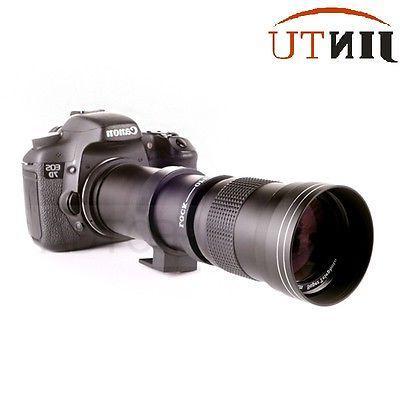 JINTU f/8.3 Telephoto ZOOM NIKON DSLR Camera