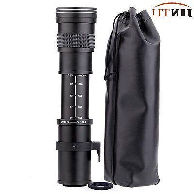 JINTU 420-1600mm f/8.3 NIKON DSLR Camera