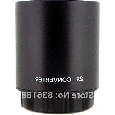 JINTU 420-1600mm f/8.3 Telephoto ZOOM Lens For NIKON