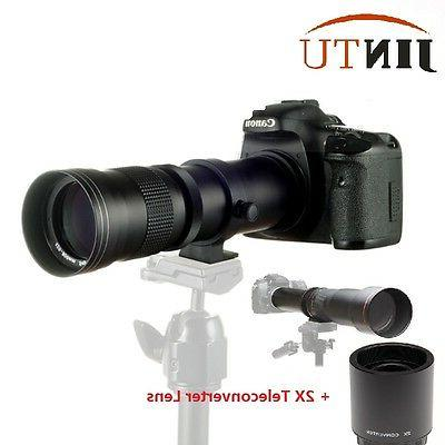 universal 420 1600mm f 8 3 telephoto