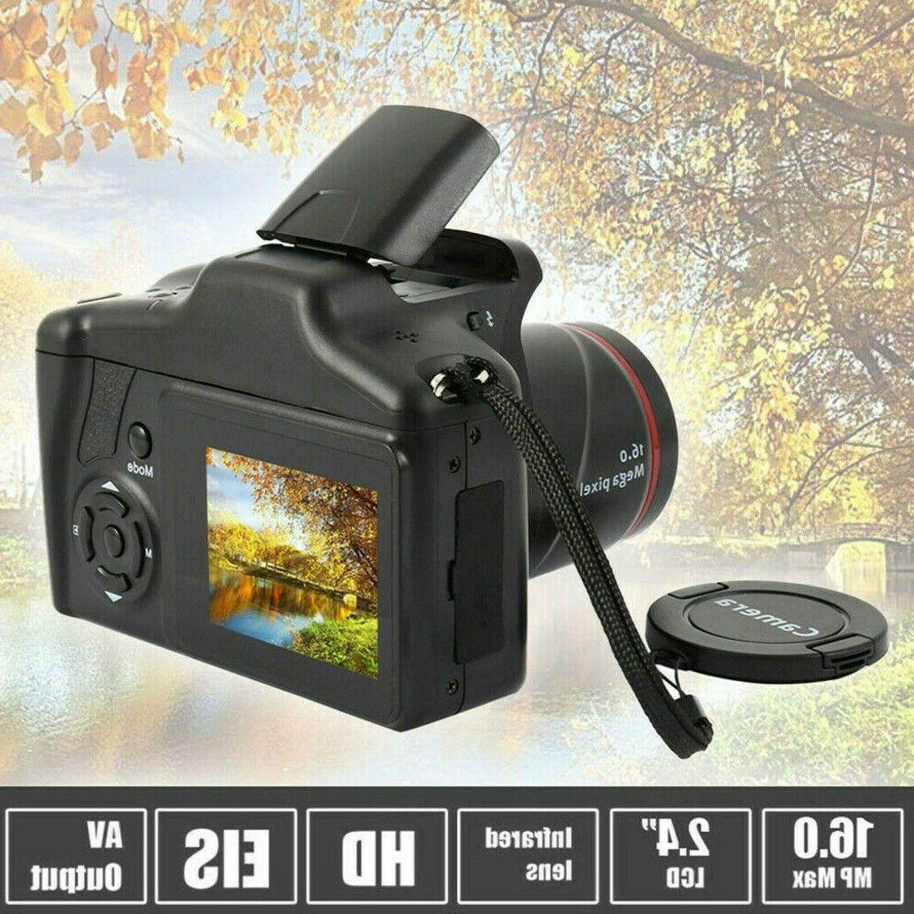 Digital SLR 3.0 16x Zoom Anti-shake