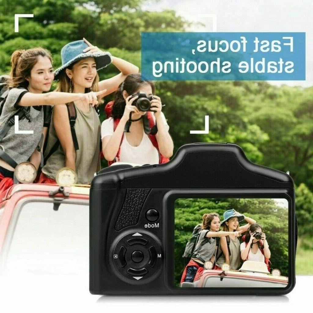 Digital Camera Vlogging Video SLR Camera 3.0 Anti-shake